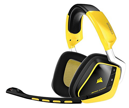 Corsair Headset CA-9011135-NA Void Wireless SE RGB Yellow Jacket Retail by Corsair
