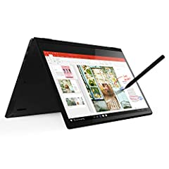 Featuring powerful and efficient AMD processing and a battery that lasts all day – Plus rapid recharging that can restore your battery charge up to 80% in just an hour – the Lenovo flex 14 Convertible touchscreen laptop can help make your ide...