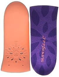 Superfeet Women's Superfeet Me Designer Comfort High Heel 3/4 Insole