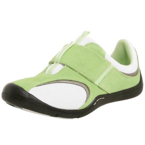 SoftWalk Women's Step N Up Tennis Shoe,Kiwi Green,13 M