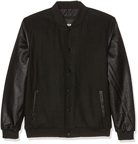 Classics blk Giacca Jacket Bekleidung Uomo Urban Blk Oldschool College afKRdaUq