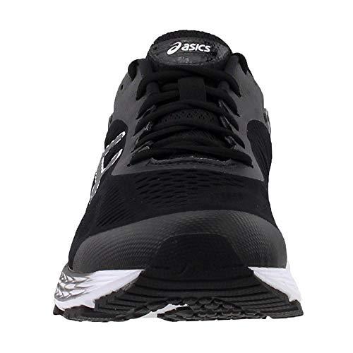 ASICS Gel Kayano 25 Men's Running Shoe, Black/Glacier Grey, 6 D US by ASICS (Image #4)