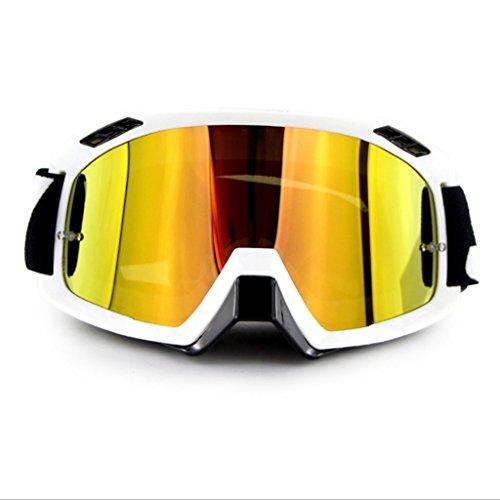 Montar Libre el Polvo A de Gafas y D Todoterreno PC Prueba Prueba en Aire de explosiones a Impermeable RSqqx1X5w