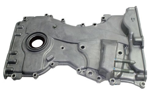 Genuine Hyundai 21350-2G100 Timing Chain Cover Assembly ()