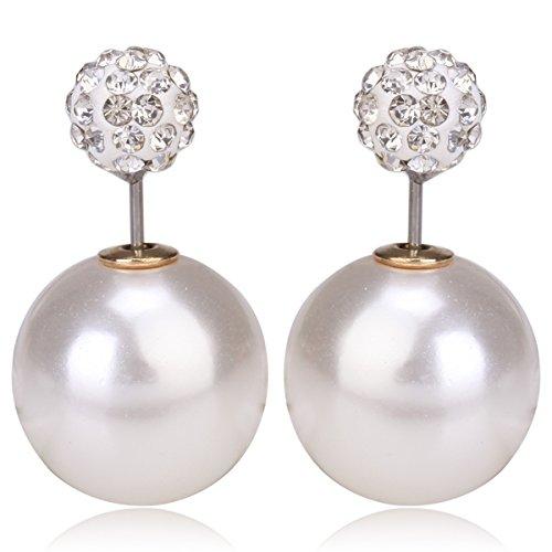 Swarovski ohrringe perle