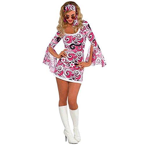 Amscan Adult Ivanna Go Go Costume - Medium -