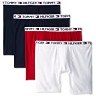 Tommy Hilfiger Men's 4-Pack Boxer Brief