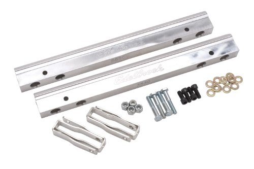 Edelbrock Fuel Injection Kit - Edelbrock 3630 Fuel Rail Kit