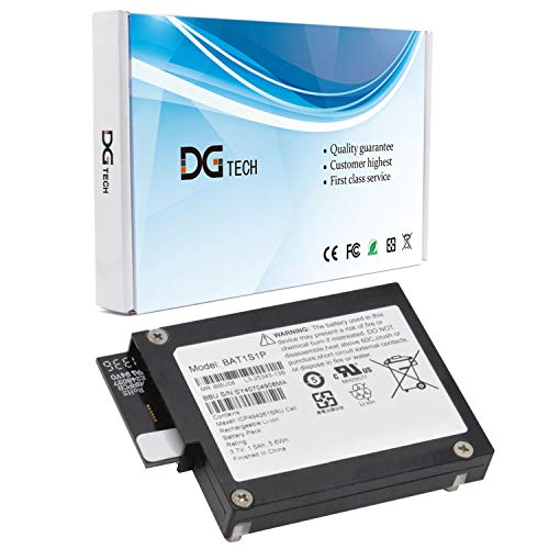 (DGTECH BAT1S1P BAT1S1P-A Laptop Battery Compatible with LSI MegaRaid/IBM iBBU08 M5016 M5110 M5014 M5015 MR10I 81Y4490 81Y4491 81Y4451 81Y4508 L3-25343-05A L4-25343-07B (3.7V 5.9Wh))