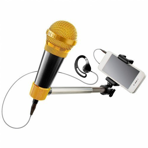 SELFIE-MIC-Music-Set-Black