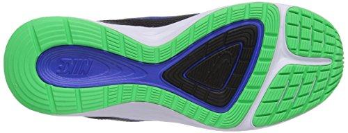 Shoes Nike black blue 3 green Dual White Fusion Run Boys Running wxSZxa