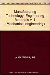Alexander manufacturing technology engineering for Alexander manufacturing company