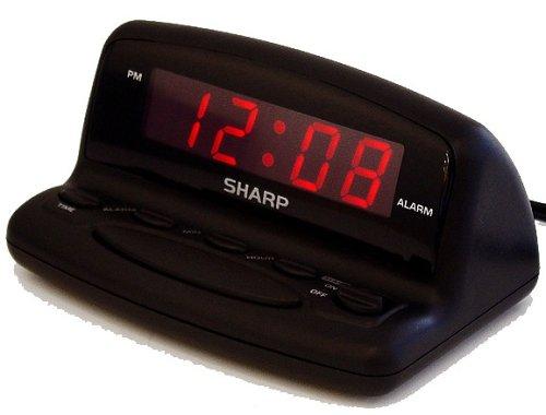 Sharp SPC026A Snooze Battery backup Black