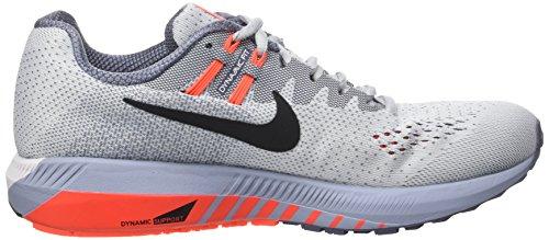 black De Running Crim total pure 20 Chaussures Structure lt Gris Air Nike Zoom Carbon Homme Platinum wpqYXRPq