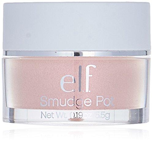 e.l.f. Cosmetics Smudge Pot Cream Eyeshadow, Long-Lasting Eyeshadow or Eyeliner Gel, Aint That Sweet