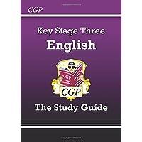 KS3 English Study Guide (CGP KS3 English)