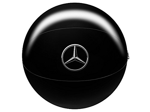 Beach Edt Spray (Mercedes-Benz Beachball 25 cm, Black, Genuine accessories)