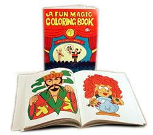 Magic Coloring Book - Royal Magic Coloring Book - Easy Magic Trick