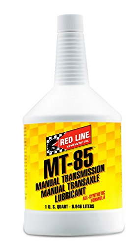 Red Line (50504) MT-85 75W-85 GL-4 Manual Transmission and Transaxle Lubricant - 1 Quart