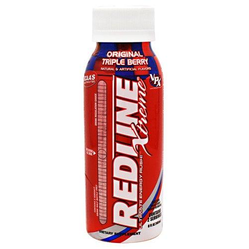 Vpx Redline Xtreme, Tripleberry, 24 Count