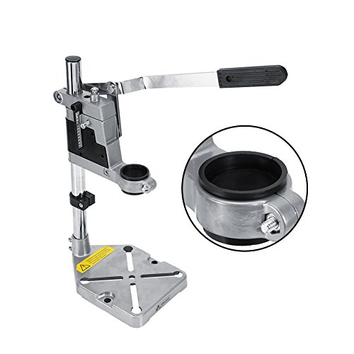 Drill Press Stand Bench Pillar Pedestal Clamp Repair Tool for Drilling Collet Workshop