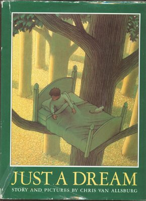book cover of Just a Dream