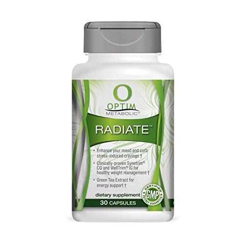 Ingredients Suppressant Management Optim Metabolic product image