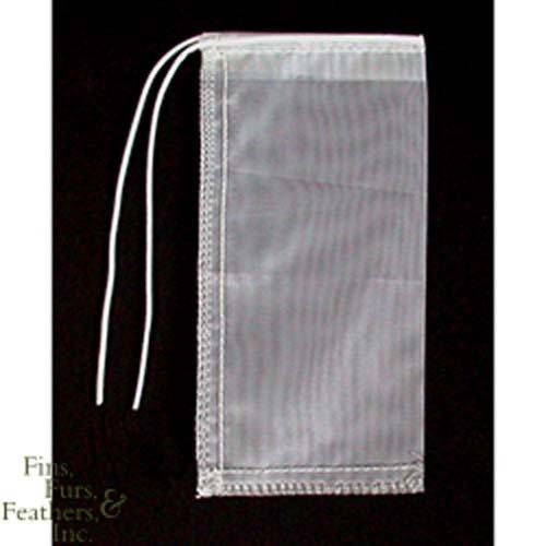 Filter Media Bag 8 inch x 12 inch - 800 Micron 800 Micron Filter Media Bag