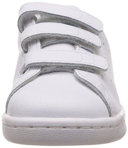 adidas Stan Smith CF C - Zapatillas para niño Bianco/Verde