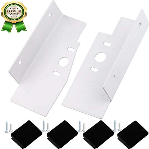 (WE25X10028, GEFLSTACK Laundry Stacking Kit Replacement for for GE Washer/Dryer Laundry 27
