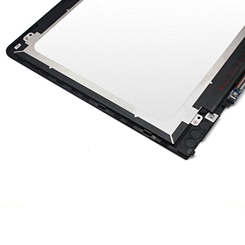LCDOLED 14.0 inch 1366x768 LCD Display Touch Screen Digitizer Assembly+Bezel+Board Replacement for HP Pavilion x360 14-ba000 14-ba100 14m-ba000 14m-ba100 14m-ba013dx 14m-ba015dx 14-ba110nr 14-ba175nr by LCDOLED (Image #4)