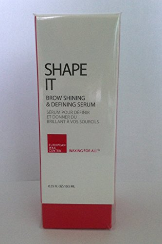 Shape It   Brow Shining   Defining Serum