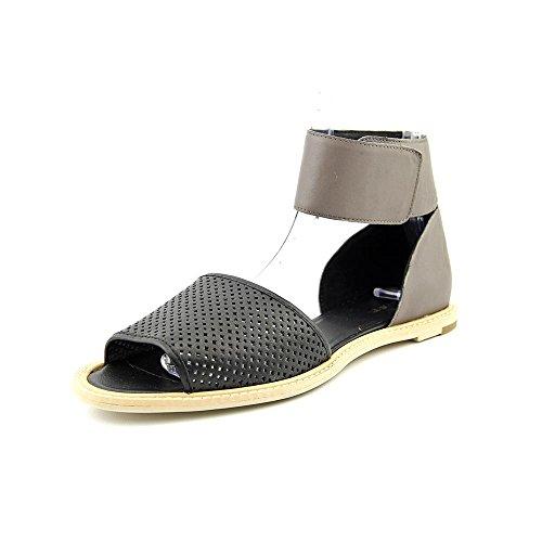 ALL BLACK Women's Open Perf Dress Sandal,Taupe,40 EU/9.5 M US