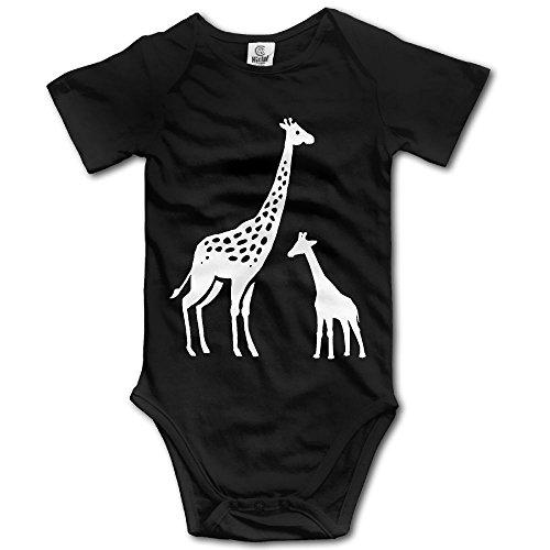 Shel Silverstein Halloween Costume (Newborn Baby Giraffe Short-Sleeveless Romper Bodysuit Jumpsuit Baby Clothes Outfits 24 Months)