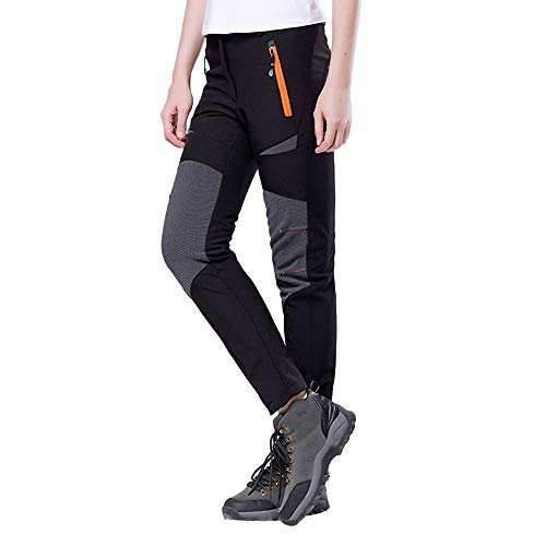 VEZAD Hiking Pants Women Couple Waterproof Outdoor Warm Winter Sport Trousers (Rise Rider Low Shorts)