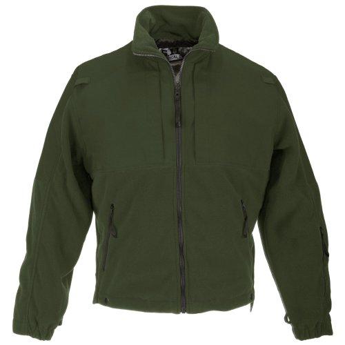 (5.11 Tactical #48038 Tactical Fleece Jacket (Sheriff Green, XX-Large))