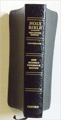 Scofield Bible Pdf