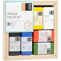 R&F Handmade Paints - Opaque Color Set
