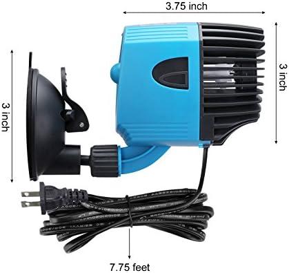 Pet Supplies Fish & Aquariums Sensible Super Aquatic Jvp-102a 1300gph Aquarium Circulation Pump Wave Maker Power Head At All Costs