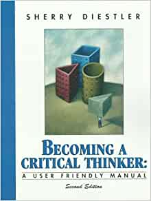 becoming a critical thinker Becoming a better critical and logical thinker critical thinking is a process that helps one arrive at the most helpful, useful and likely conclusion when evaluating a claim.