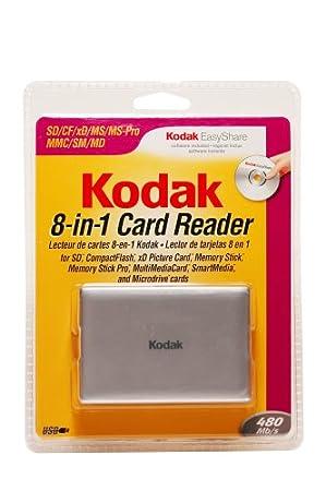 Kodak 8 - in - 1 Multi-Card Reader, KRW8IN1SCS