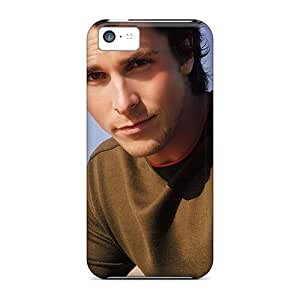 HRC942tpyL Snap On Case Cover Skin For Iphone 5c(actor Christian Bale)