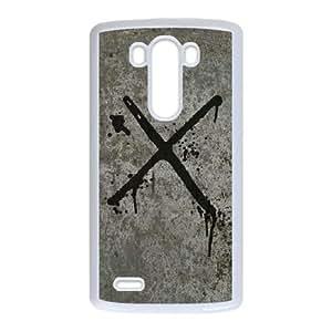 LG G3 Cell Phone Case White_Parson's X Metal TR2471179