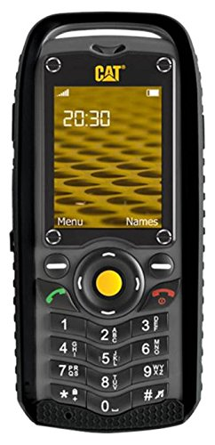 Caterpillar B25 DUAL SIM Black GSM QuadBand Unlocked Cell Phone