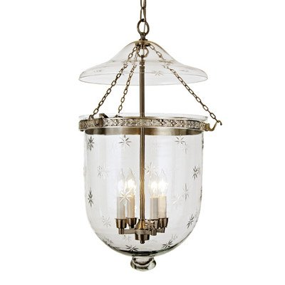 Extra Large Outdoor Pendant Light - 9