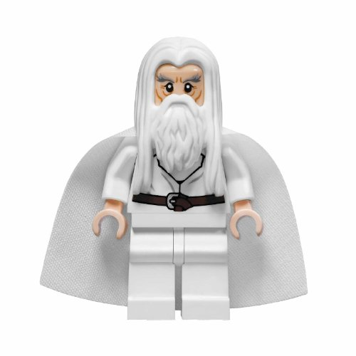 Lego Gandalf The White Mini Figure From Set 79007