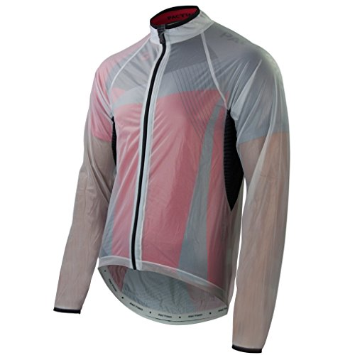 Pactimo Men's Ultra-Lite Cycling Rain Jacket (Cycling Jacket Lite)