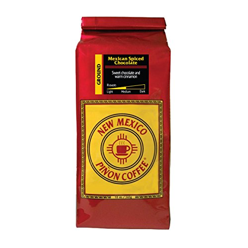 New Mexico Piñon Coffee Mexican Spiced Chocolate Flavor, Ground, 12oz