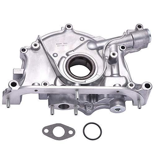 ECCPP Engine Oil Pump M518 B17A1 Fit for 1990-1995 Acura Integra, 1994-1995 Honda Civic Del Sol Pump - Integra Oil Pump