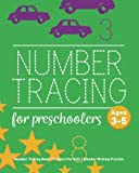 number tracing workbooks - Number Tracing Book For Preschoolers: Number Tracing Book, Practice For Kids, Ages 3-5, Number Writing Practice